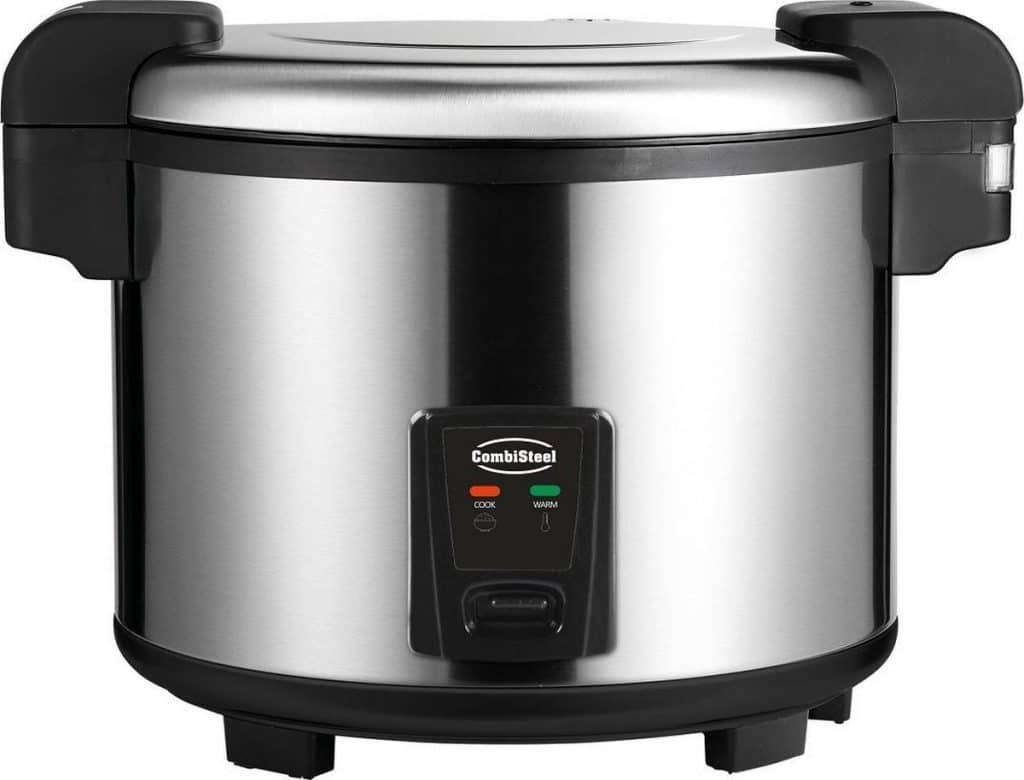 Combisteel rijstkoker 25 liter   rijstkoker test