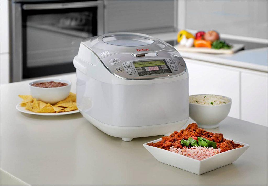 Tefal RK8121 45-in-1 Rijst en Multicooker   beste rijstkoker uit onze test